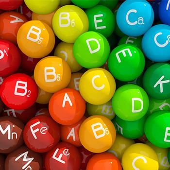 دوره غیرحضوری ویتامینها و مکملهای غذایی